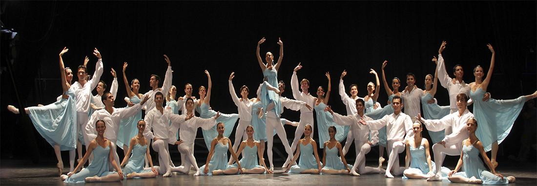 Ballet Provincial de Salta portada