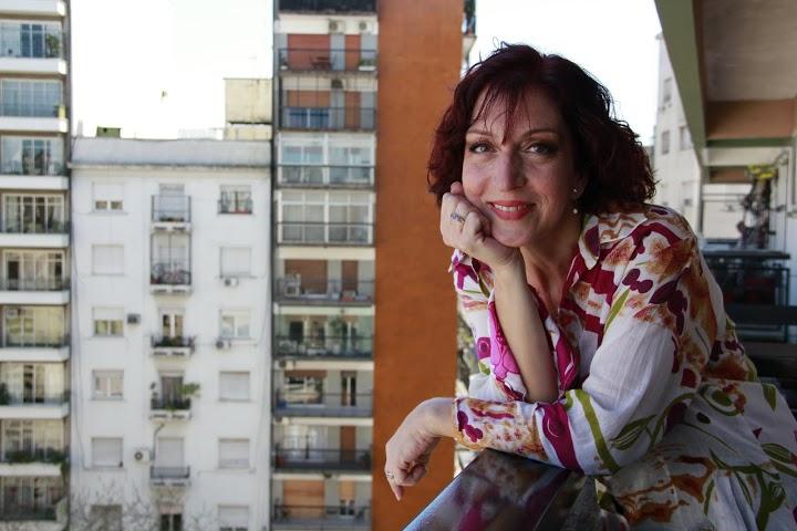 Paula Argüelles, la nueva directora -desde enero 2015- del Ballet Provincial de Salta. Foto: Gentileza Paula Argüelles.