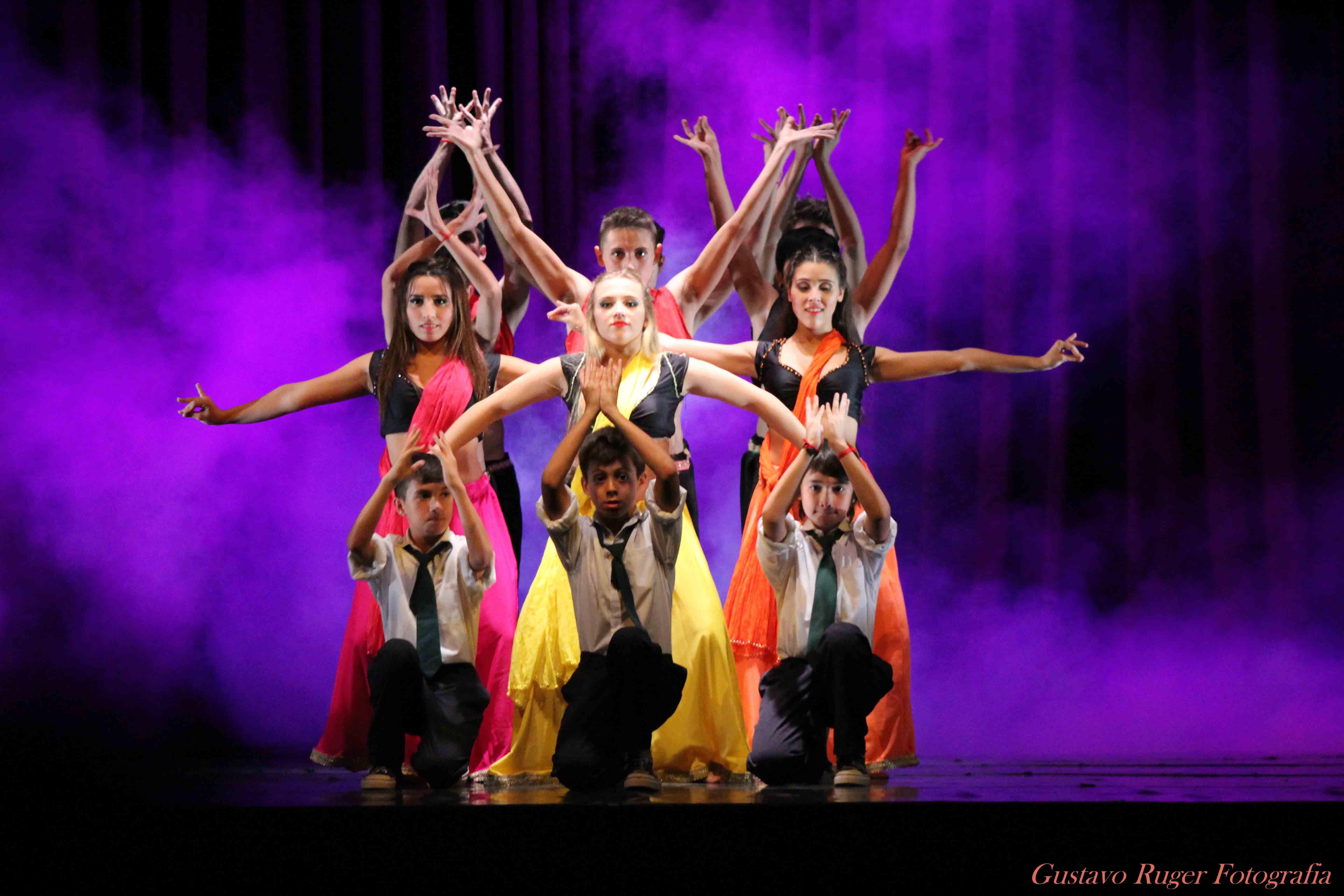 """""""Bollywood"""". Gentileza Prensa Complejo Teatral San Martín."""