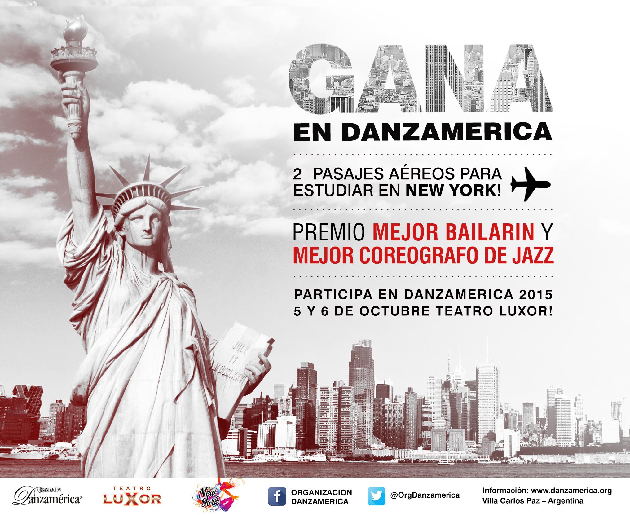 Danzamerica NYC