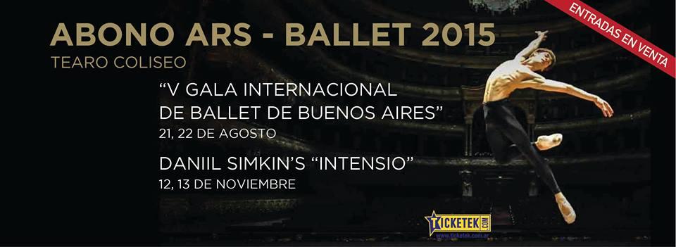 Gala de Ballet 2015