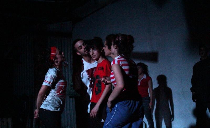 Bailar la vida, a través de la cumbia. Foto: Gentileza Prensa Simkin&Franco.