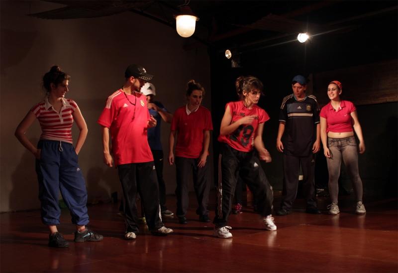 ¿Cómo se baila una cumbia?... Foto: Gentileza Prensa Simkin&Franco.