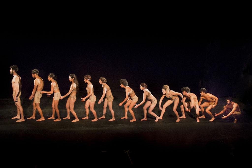 ADN, de Gerardo Hochman. Foto: Hernán Paulos.