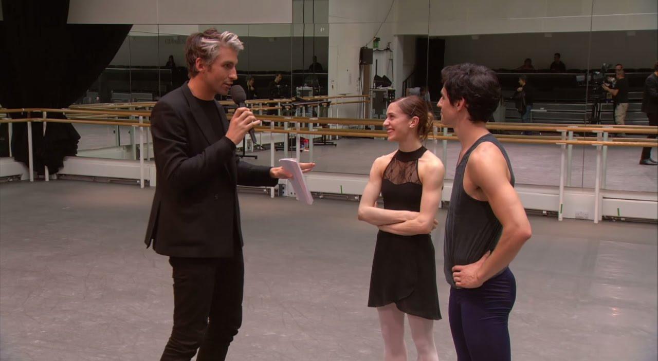 """Nota después del ensayo de """"Manon"""" con Marianela Nuñez y Federico Bonelli."""