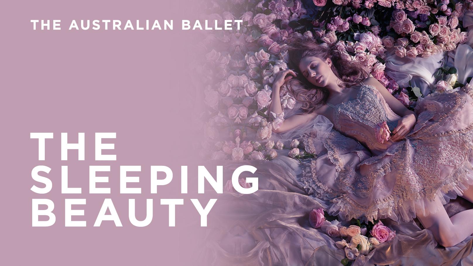 """""""La Bella Durmiente"""", por el Australian Ballet."""