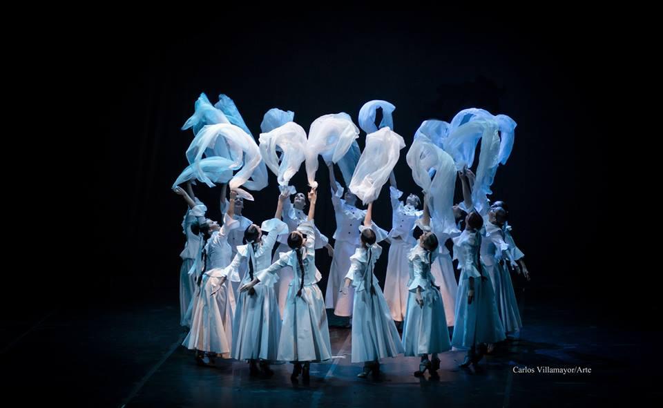 El Ballet Foklórico, excelencia, compromiso y versatilidad. Foto: Carlos Villamayor.