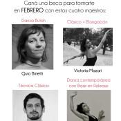 Beca Verano 2016 Club y Revol