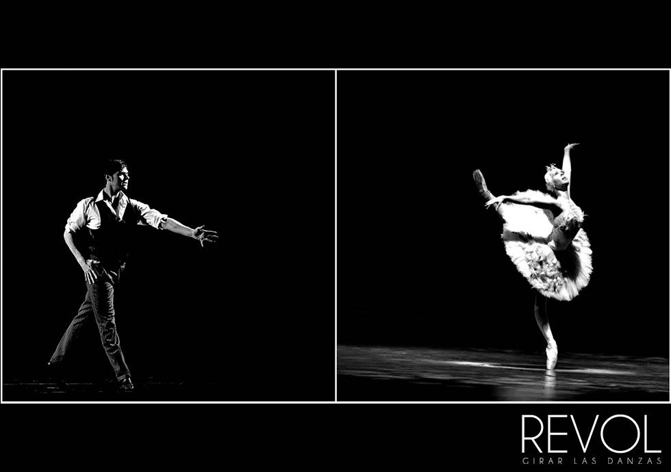 Alejandro Parente, a la izquierda, y Julieta Paul, a la derecha. Fotos: Gentileza-
