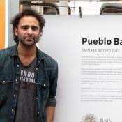 Retrato Santiago Barreiro