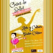 Clases de Ballet en el Coliseo