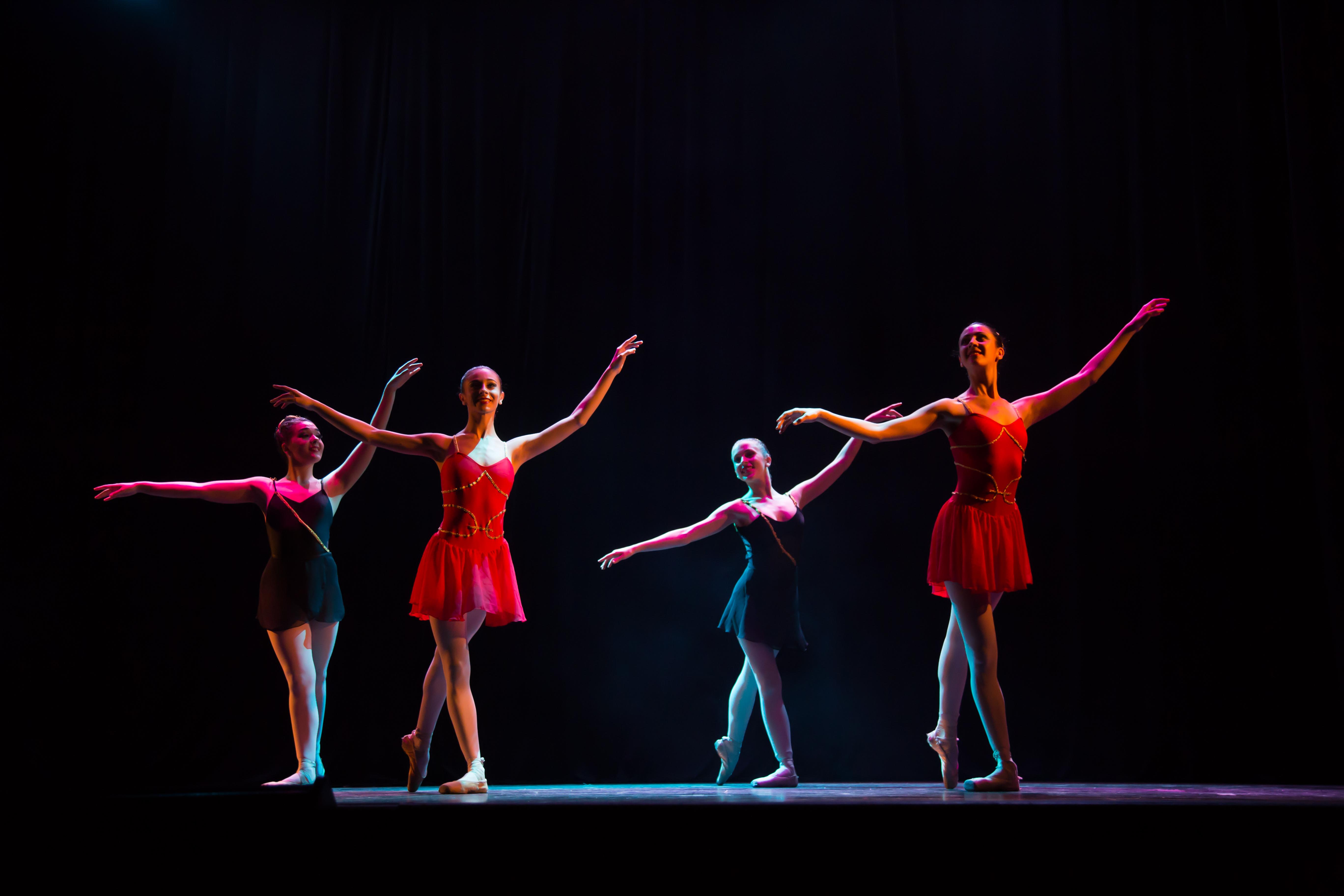 Danza en el Teatro Municipal Gregorio De Laferrere @ Teatro Municipal Gregorio De Laferrere | Morón | Buenos Aires | Argentina