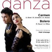 Bolero Carmen Danza por la Inclusion
