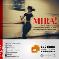 Convocatoria MIRA 2016