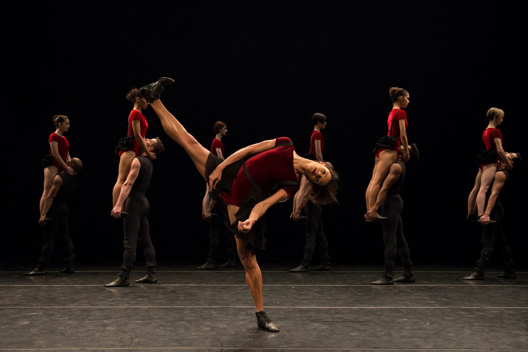 Danza Sinfonica. Ph: Jose Luiz Pederneiras.