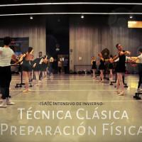 Flyer FB Cursos Danza ISATC
