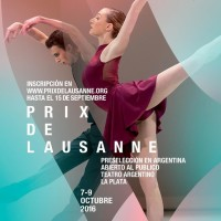 Prix de Lausanne 2017